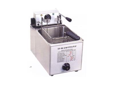 台式单缸炸炉